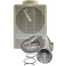 INDOOR LINT TRAP FILTER & FLEX HOSE COMBO